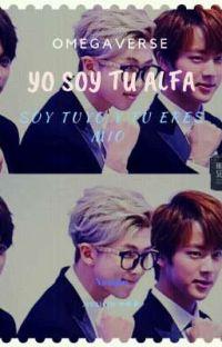 Yo Soy Tu Alfa ☆ NamJin ☆  cover