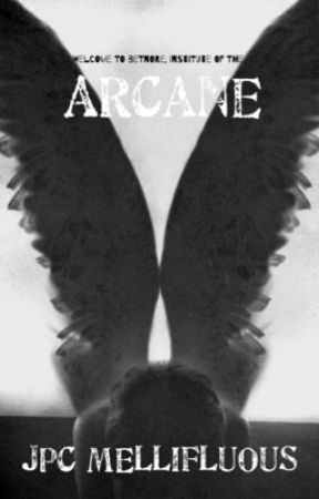 Arcane by JC-PAIGE