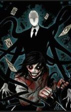 The Curse Of Jeff The Killer And Slenderman by nekojungkook101