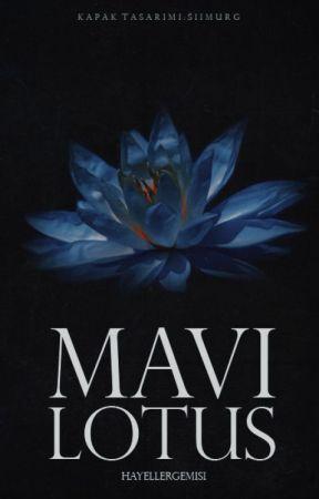 Mavi Lotus by hayellergemisi