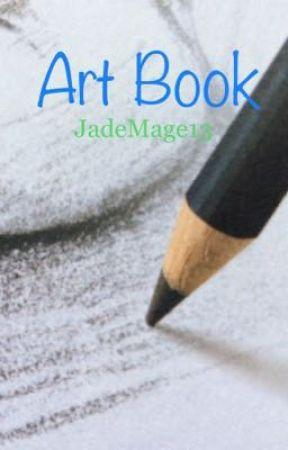 Art Book by JadeMage12