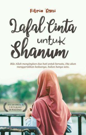 Lafal Cinta Untuk Shanum ✔ by FitriaAyni