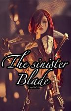 The Sinister blade by SHlayaida
