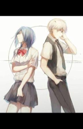 Kaneki&Touka:per sempre insieme. by JungKookieMyKookie01