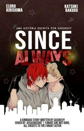 Since Always (kiribaku) by sasukevy