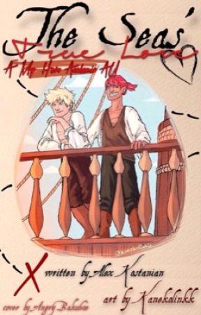 The Seas' true love by alexkostanian