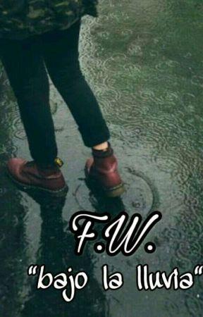 """""""Bajo La Lluvia"""" Finn Wolfhard Y Tu by sapo_wolfhardbabe"""