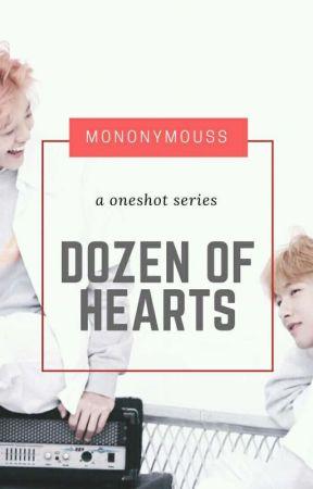 Dozen of Hearts; Jaemren by mononymouss