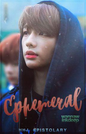 ❝ EPHEMERAL ❞ ⋰˚♡ ʜᴡᴀɴɢ ʜʏᴜɴᴊɪɴ by hyunjincafe