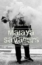 Malaya Savagers by dahjadibubur