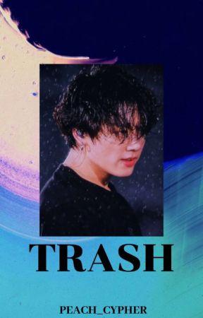 TRASH 「 Taekook 」 by PEACH_CYPHER