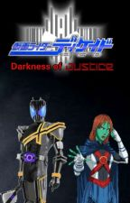 Kamen Rider Dark Decade Darkness Of Justice by ZioMidorigawa