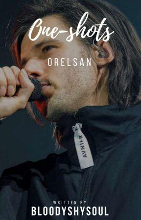 OS [orelsan] by bloodyshysoul