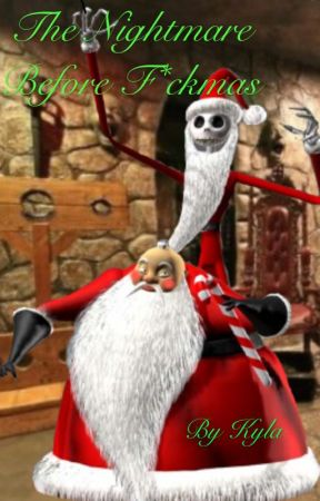 the nightmare before f*ckmas: jack x santa  by conventionaloven