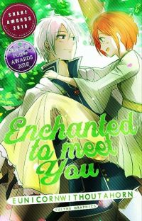 Enchanted To Meet You  cover