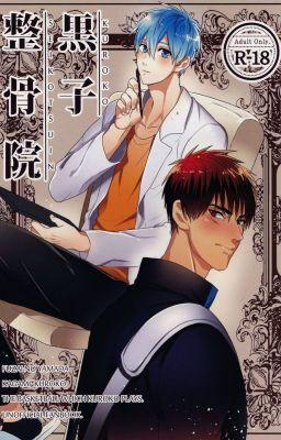 Truyện Tranh Bác sĩ KUROKO-HARD and Cute YAOI