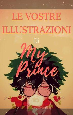My Prince - Le vostre illustrazioni!  by Wotari