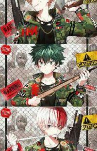 deku x reader x Katsuki cover