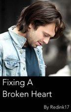 Fixing A Broken Heart [Sebastian Stan X Reader] by redink17