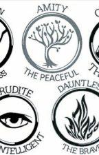 A Divergent Story: Lauren by creativetrash-
