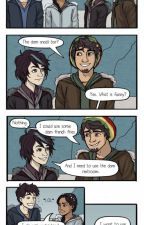 The Percy Jackson fandom reacts to Fanart and Tumblr by Maria_Dawncaller
