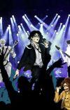 My Pretty Little Rock-Star - A Levi x Hanji fanfic cover