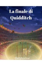 La finale di Quidditch by Onlykorine