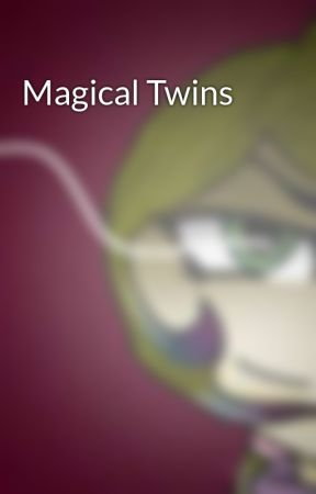 Magical Twins by UndertaleSans897