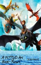 A HTTYD Art Book- Fan Art by guilloteen12