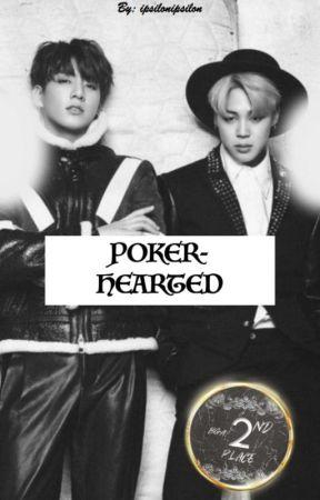 Poker-Hearted | Jikook/Kookmin by jotajotakapa