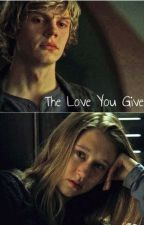The Love You Give (Hunger Games) by visualsoul