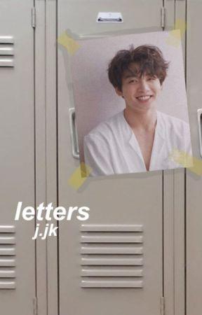 letters - jjk by pumpkinspiceyoongi