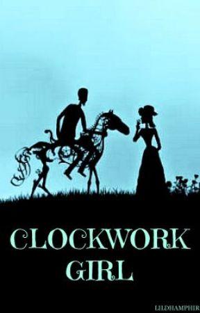 Clockwork Girl by LisaNguyen30