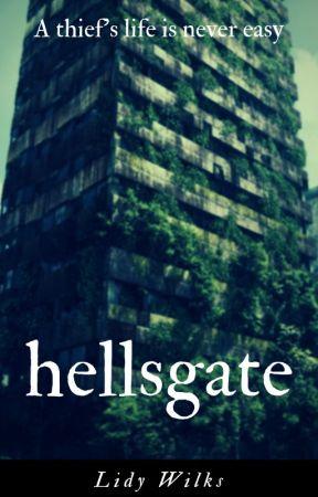 Hellsgate by LidyWilks