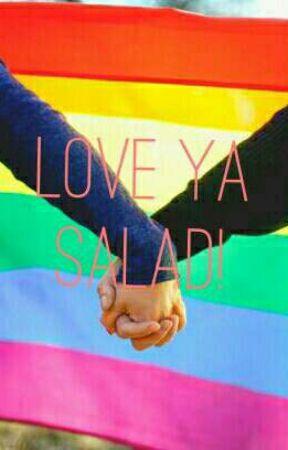 Love ya salad! by datpatato