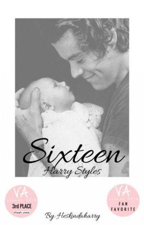 sixteen. (h.s)  by heskindaharry