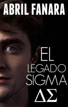 El Legado Sigma   Libro 2   by AbrilFanara