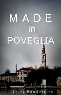 ᄂ MADE IN POVEGLIA ; Poesía. cover