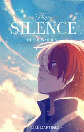 The Silence of the Garden // Todoroki Shoto x Reader by RecklessMartinez