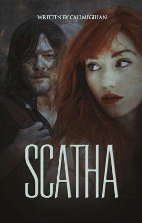 Scatha || Daryl Dixon by CallMeGilian