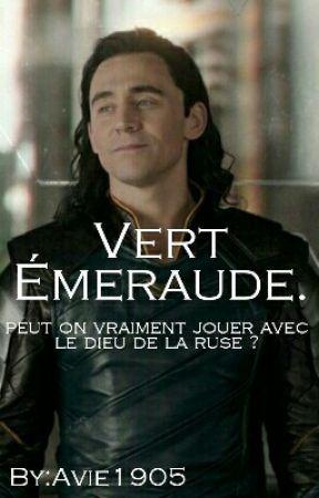 Vert Émeraude. by Avie1905