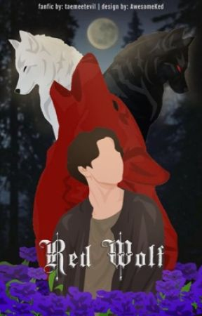 Red Wolf by taemeetevil