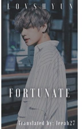 v-trans | fortunate | k.th by leeah27