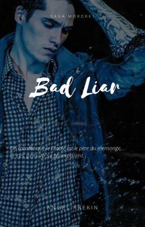 Bad Liar by LniArekin