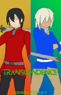Transcendence: The Far Side cover
