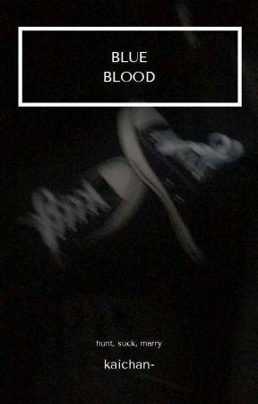blue blood -jaesung {✔} by kaichan-