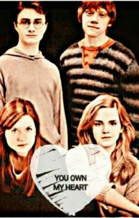 Harry Potter:-YOU OWN MY HEART❤ cover