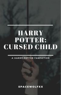 Harry Potter: Cursed Child cover