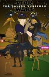 The Fallen Huntsman (RWBY x STAR WARS Crossover) cover