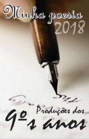 Minha Poesia - 9º Ano by Prof_RobertoAvila